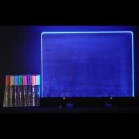 Illuminated drawing board